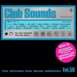 VA - Club Sounds Vol.59 (2011)