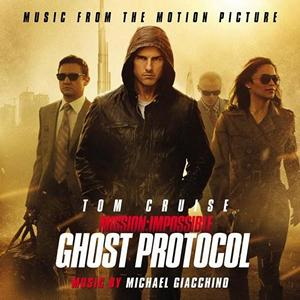 Michael Giacchino - OST Mission Impossible: Ghost Protocol (Саундтрек к фильму Миссия невыполнима: Протокол Фантом) (2011)