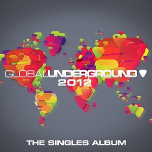VA - Global Underground 2012 (2012)