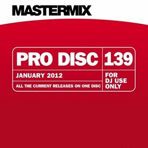 VA - Mastermix Pro Disc 139: January 2012 (2012)
