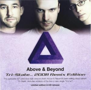 Above & Beyond - Tri-State... 2008 Remix Edition (2008)
